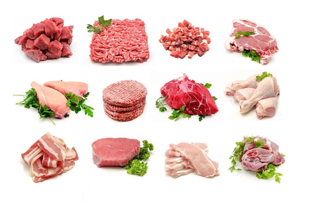 آشنایی با انواع گوشت و فواید آن