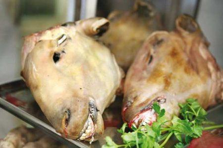 کله پاچه گوسفند - کله پاچه بزی