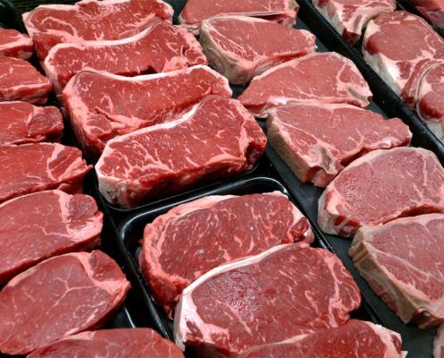 ویژگی های گوشت قرمز