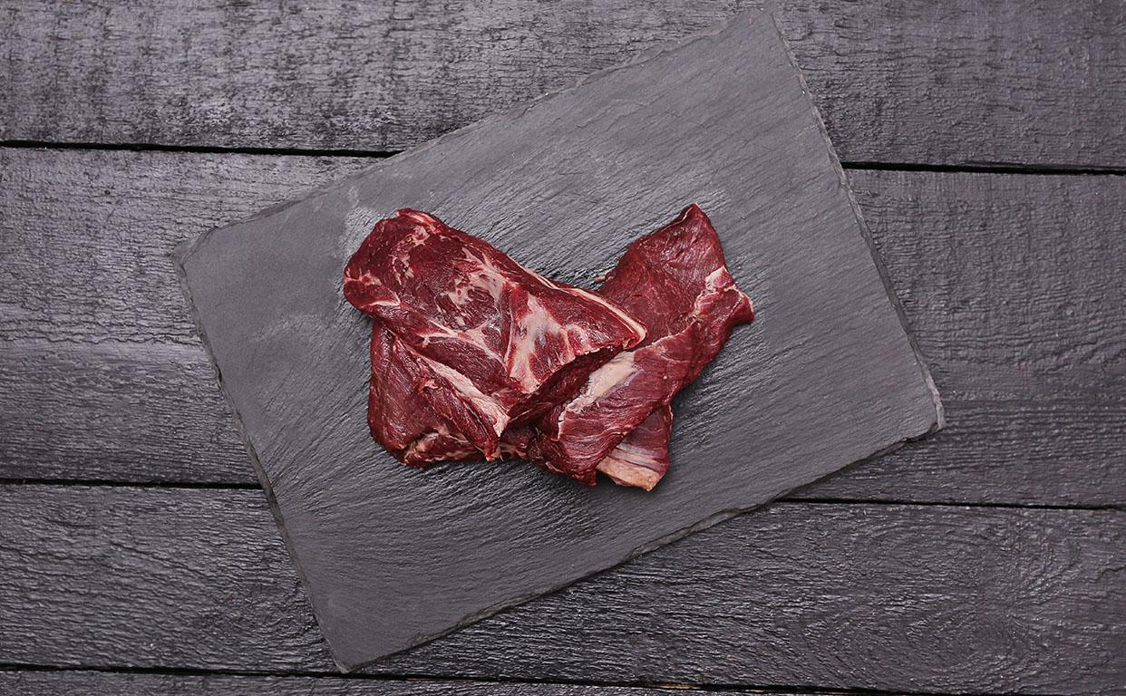 گوشت گردن گوساله