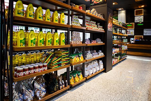 فروشگاه زی خوراک سعادت آباد